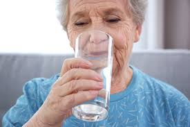 Elderly care advice #1 hydrate