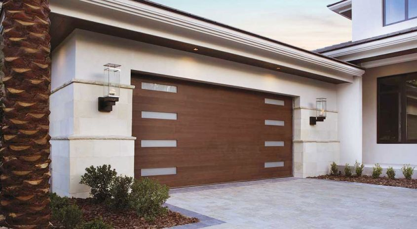 "A new garage door can be an instant ""facelift"" for your home"